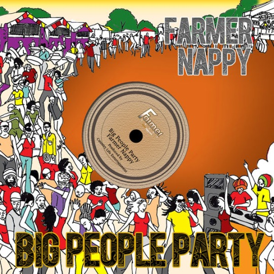 Cover of 'Big People Ting' - Farmer Nappy