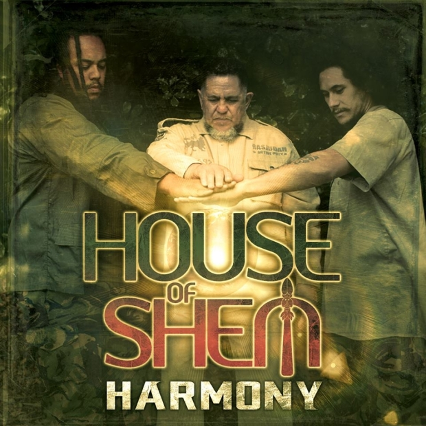 House Of Shem - Harmony - Artwork