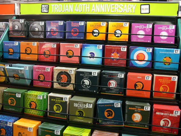 "Reggae Vault Classics presents a Tribute to the legendary Trojan Records. Respect to producer Arthur ""Duke"" Reid of Treasure Isle Records and owner of Trojan Sound System."