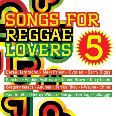 Various Artists: Songs For Reggae Lovers Vol. 5