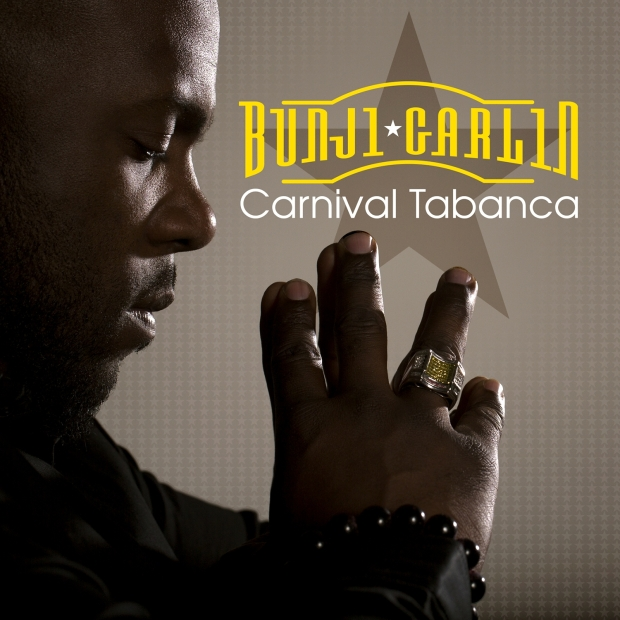 Bunji Garlin - Carnival Tabanca EP - Artwork