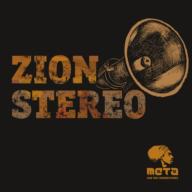 "Download the brand new single from Meta & The Cornerstones, ""Zion Stereo"". Available on March 11th."