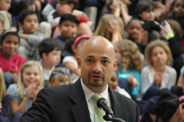 President of Georgia Association of Elected Latino Officials Jerry Gonzalez