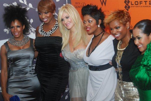 Producer of the Real Housewives of Atlanta Ms. Princess Banton-Lofters