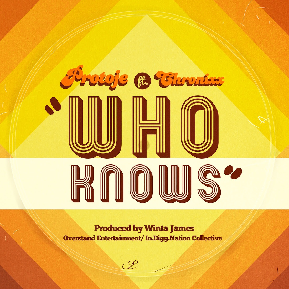 """""""Who Knows"""" - Protoje ft. Chronixx"""