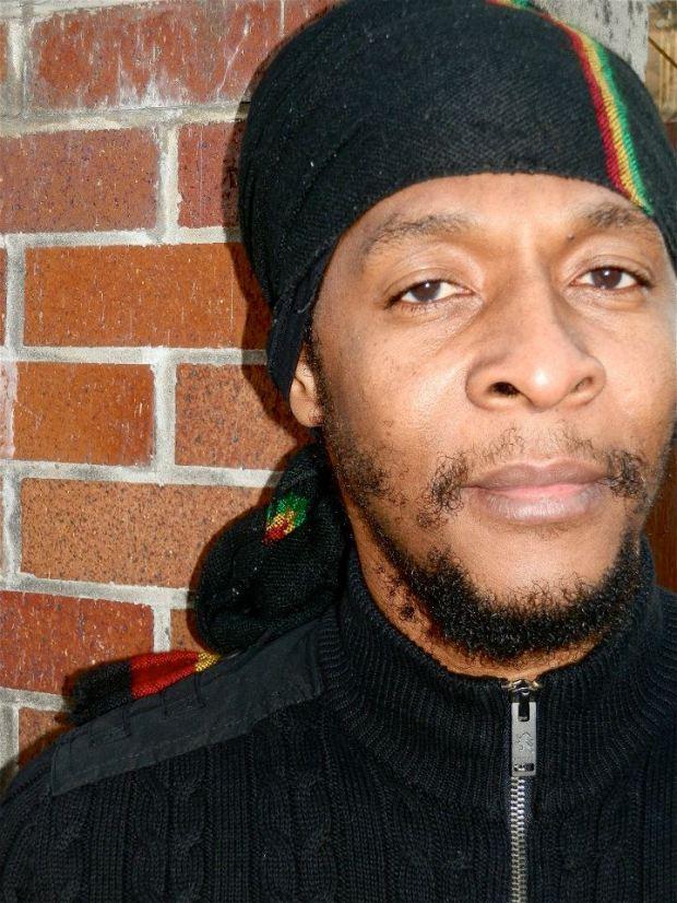 Reggae singer CHRISINTI