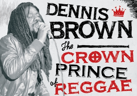 Dennis Brown reggae artist