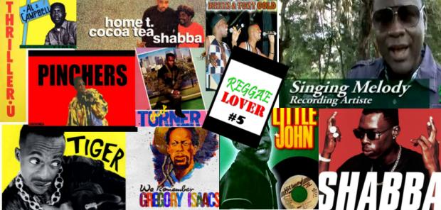 Reggae Lover Podcast #5 Artwork