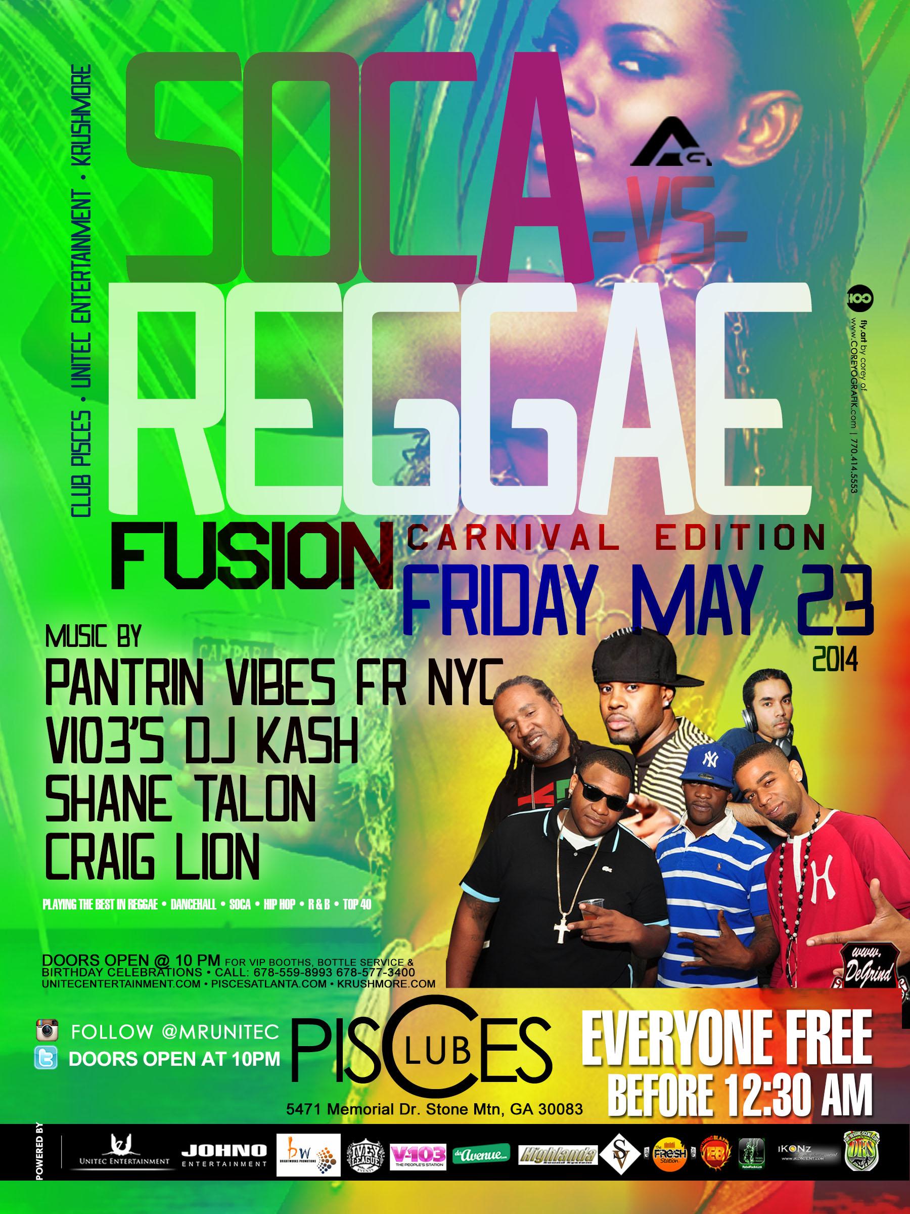 Access Granted Reggae Soca Fusion