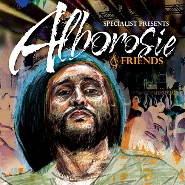 Alborosie - Specialist Presents Alborosie And Friends - Artwork