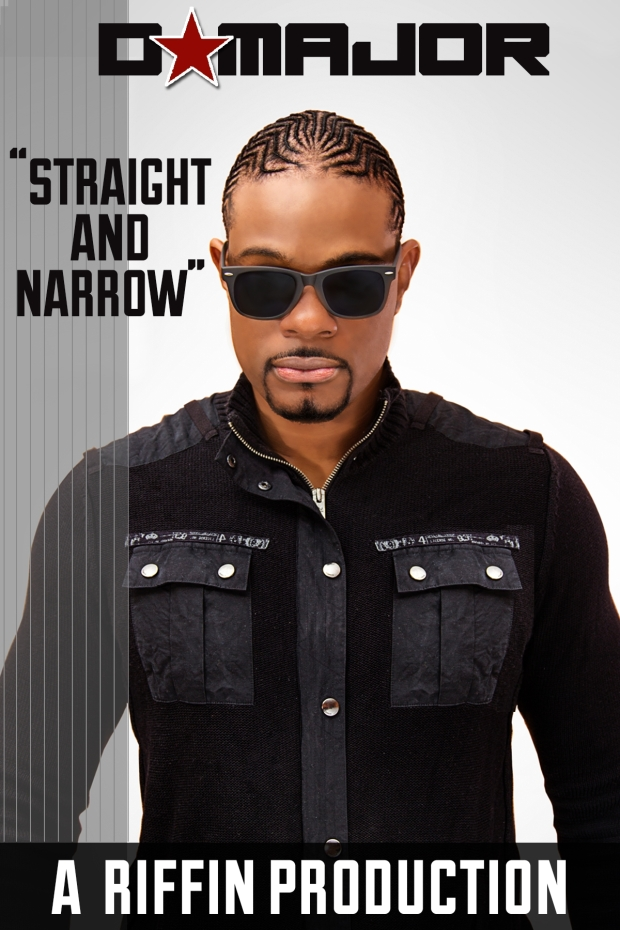 D Major - Straight And Narrow - Artwork