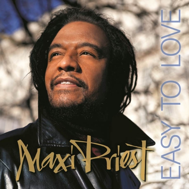 Maxi Priest - Easy To Love - Artwork