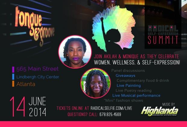 Radical Self-Expression Summit