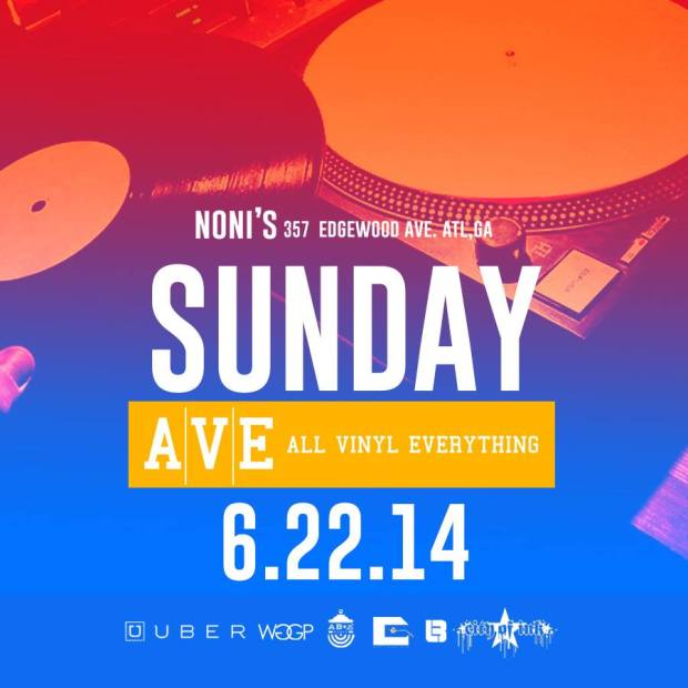 All Vinyl Everything, Sunday 6.22.14