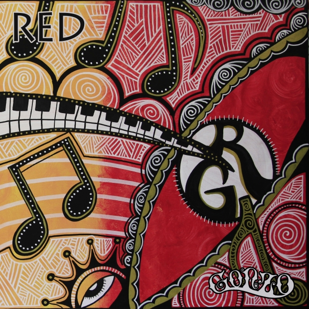 Gonzo - Red - Artwork