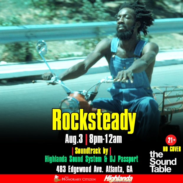 ROCKSTEADY - Reggae Revival Session!!!