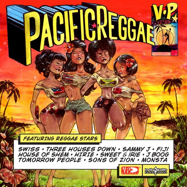Various Artists: Pacific Reggae Vol. 1