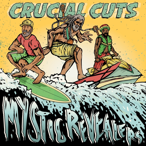 Mystic Revealers - Crucial Cuts - Artwork