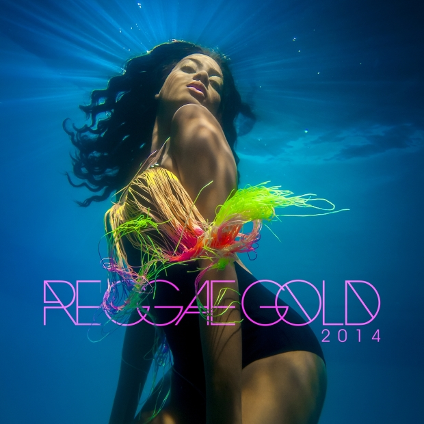 Various Artists - Reggae Gold 2014 - Artwork