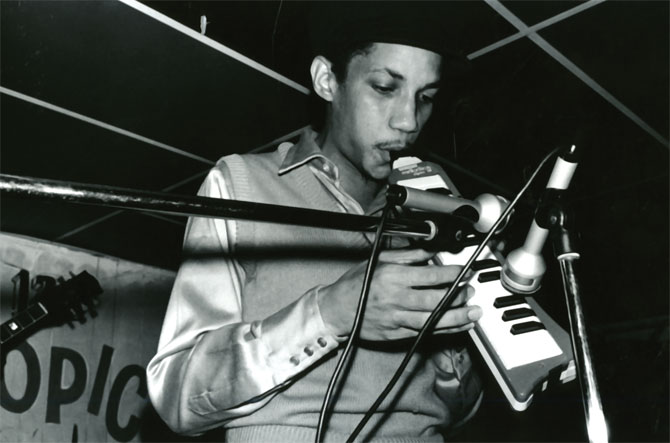 Tue, 2 September 2014 Episode 21 - Augustus Pablo, The Original Rocker