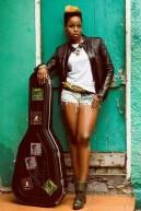 singer, songwriter, actress Cherine