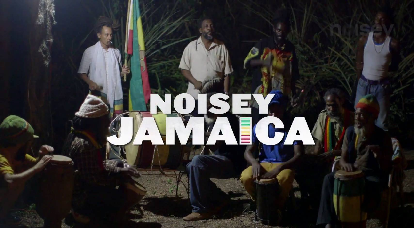 Noisey introduces #NoiseyJamaica II with appearances by Walshy Fire, Chronixx, Jesse Royal, Protoje, Jah9, Keznamdi & more! #ReggaeRevival