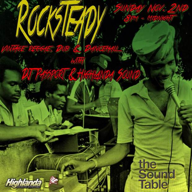 """""""ATLANTA's ONLY monthly Roots Reggae event!"""""""