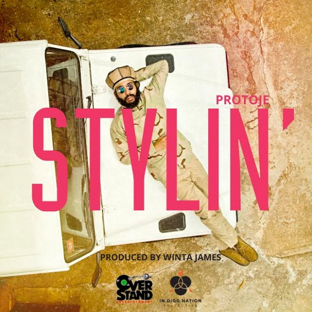 'STYLIN' from  album 'Ancient Future' by PROTOJE. This single,  like 'Who Knows' is produced by Winta James.