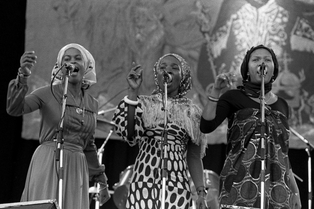 The Ladies of Reggae Rocksteady Foundation