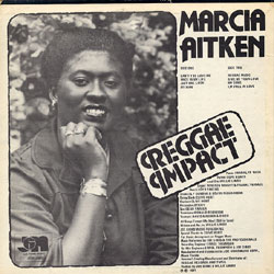Marcia Aitken featured on Reggae Lover Podcast 31