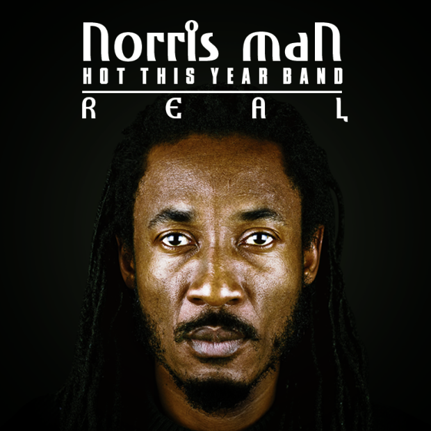 Norris Man & Hot This Year band 1 front cover