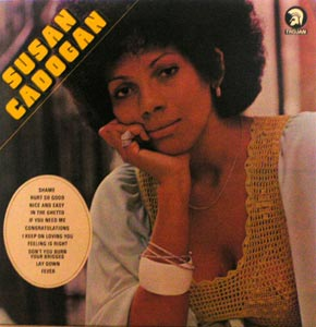 Susan Cadogan featured on Reggae Lover Podcast 31