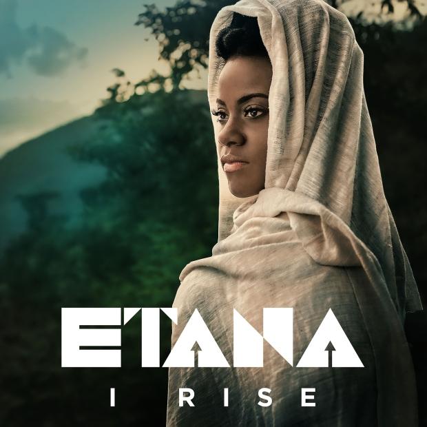 Etana - I Rise - Artwork