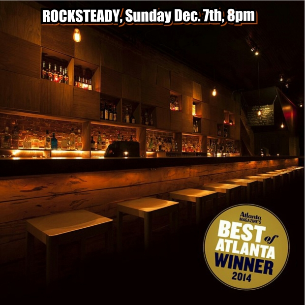 Rocksteady's Special Sagittarius Edition Sunday Dec. 7th 2014 promo