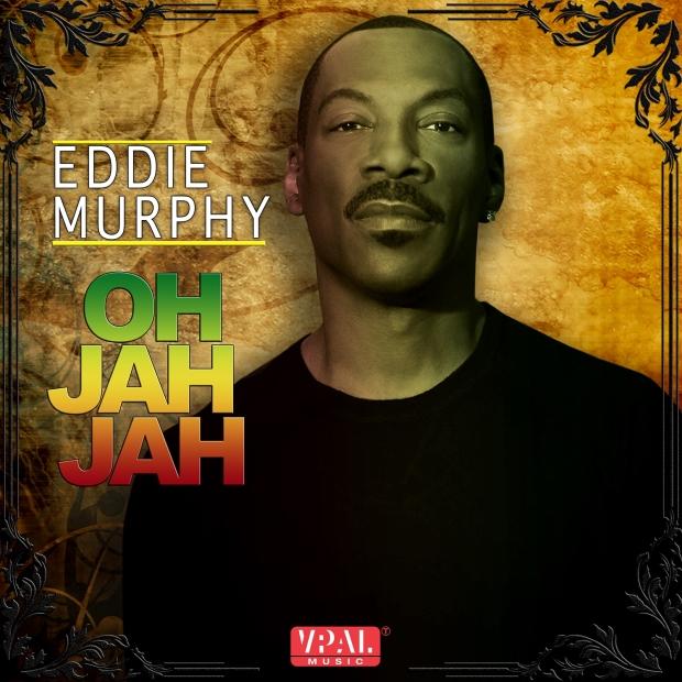 Eddie Murphy - Oh Jah Jah - Artwork