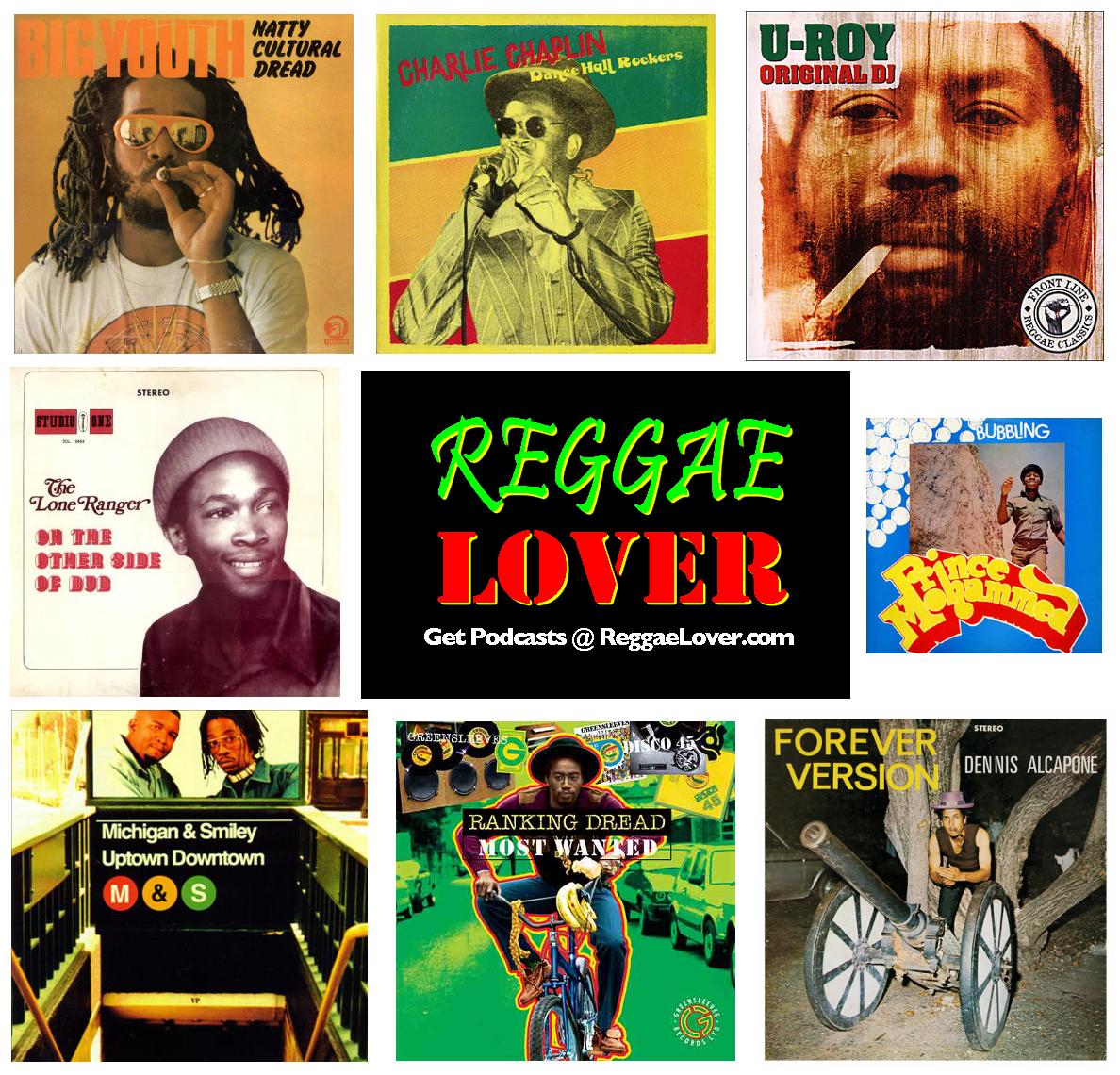 Reggae Lover Podcast 43 artwork