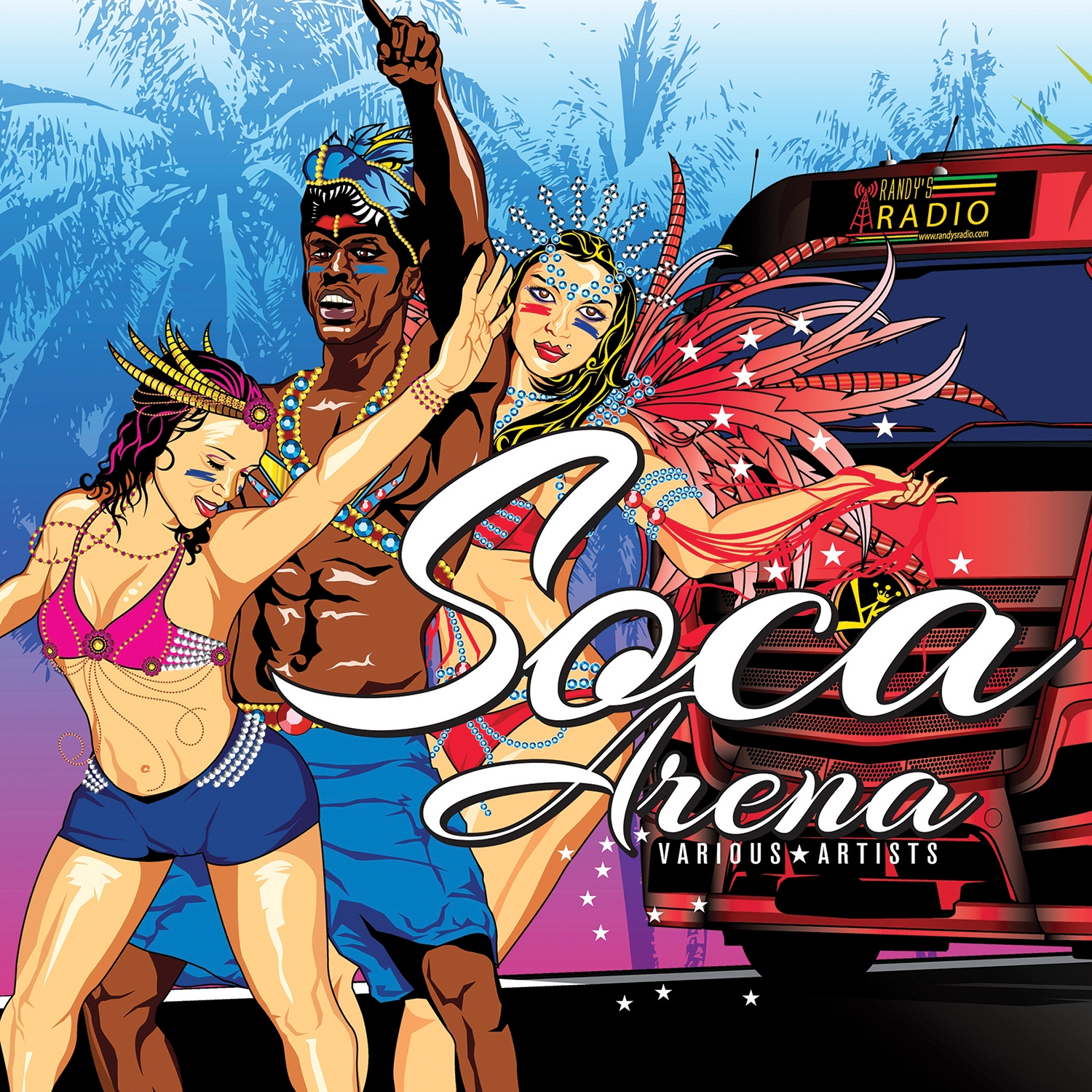 Various Artists: Soca Arena