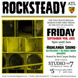 Rocksteady ATL Sept 4th image