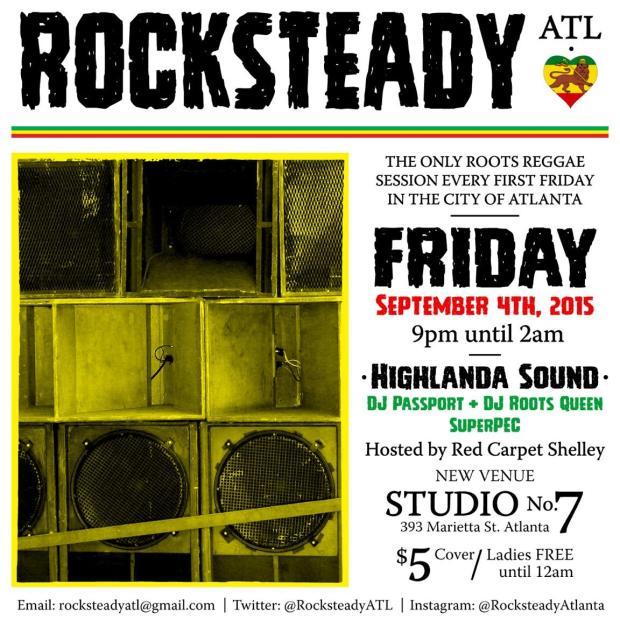 Rocksteady ATL Sept 4th image