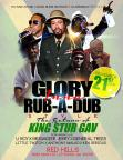 King Stur Gav in ATL at Red Hills Ballroom November 21st