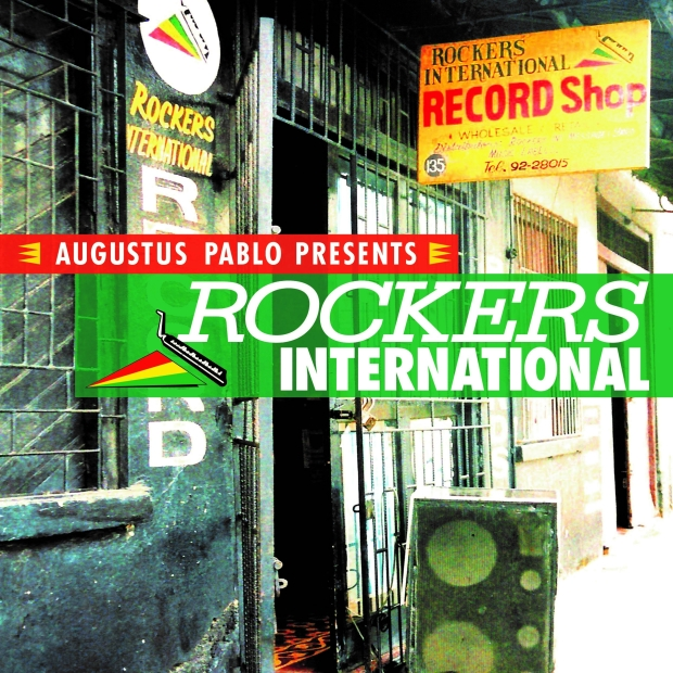 Augustus Pablo - Rockers International - Artwork