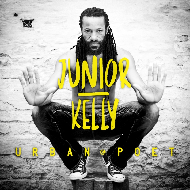 Junior Kelly - Urban Poet - Artwork