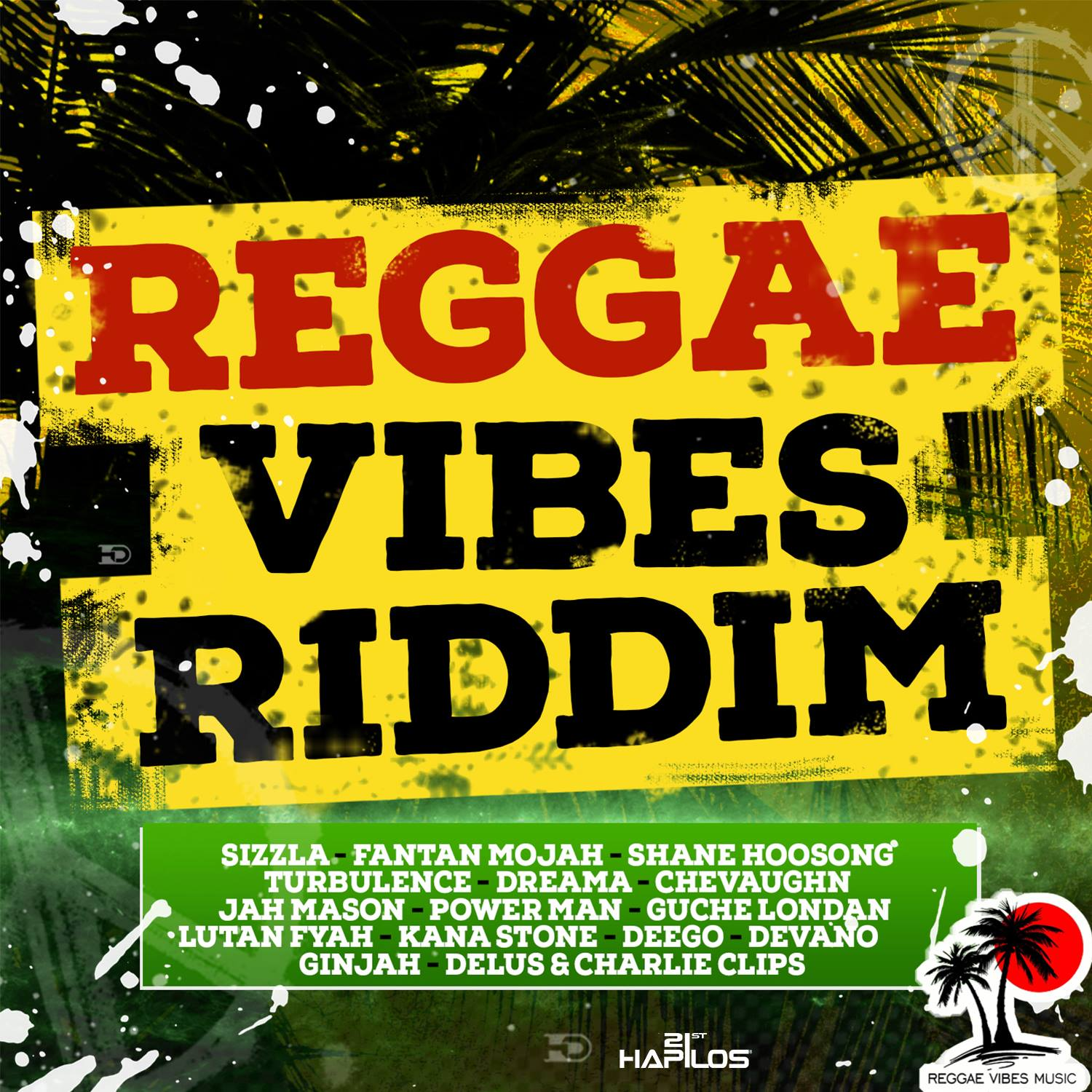 Highlanda.net review of The Reggae Vibes Riddim