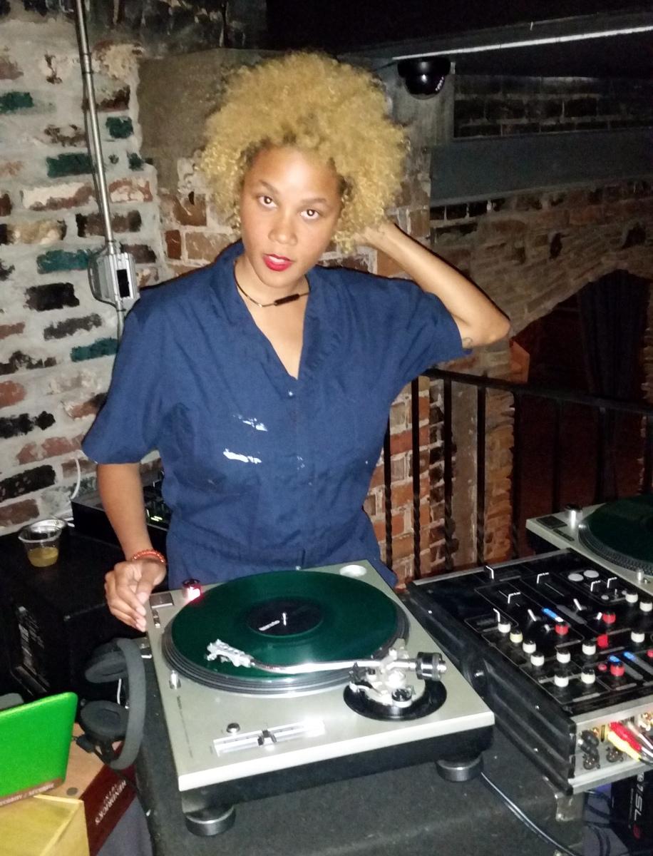 #RocksteadyATL guest DJ Isis Swaby