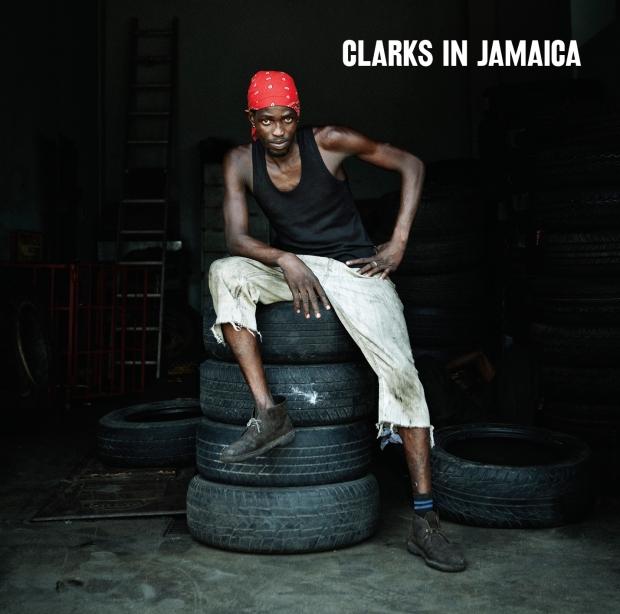 Various Artists - Clarks in Jamaica - Artwork