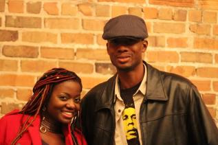 Kahlil Wonda interviewed by Cherrie Garden at Dubwise Atlanta