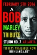 BOB MARLEY BIRTHDAY 2016 ROCKSTEADY ATL WILL PARTNER WITH ĀGARD MUSIC TO HOST THE 2ND ANNUAL COMMEMORATIVE EVENT CELEBRATING THE BIRTHDAY AND LEGACY OF LATE REGGAE LEGEND, BOB MARLEY.