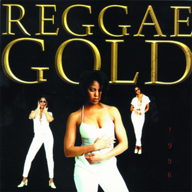 Reggae Gold 1996 cover art