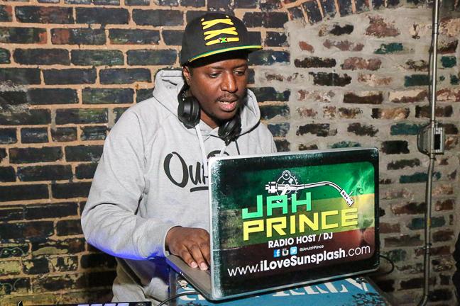 Jah Prince Live Reggae