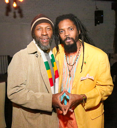 A BOB MARLEY TRIBUTE and birthday celebration for Mr & Mrs Kahlil Wonda and ĀGARD DJs: Highlanda Sound, DJ Passport, ĀGARD, and Jah Prince Live Reggae: BRAP Band Performance by Ken Serious February 5th 2016 Studio No. 7 393 Marietta St. Atlanta 30313